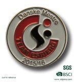 Emblema de florescência personalizado do Pin do Lapel da flor do metal da lembrança (XDBG-265)