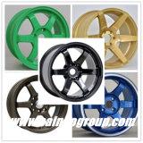 F666008 Te37 수리용 부품시장 합금 바퀴/알루미늄 자동 변죽