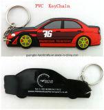 Silicón superior del coche de la realidad del grado/Pcv Keychains (RT-154034)