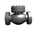 Задерживающий клапан качания Китая Facory API 6D Casted стальной