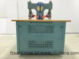Machine van het Lassen van de Naad van de Radiofrequentie van de Prijs van de fabriek de Ce Goedgekeurde voor het Geval van het Leer