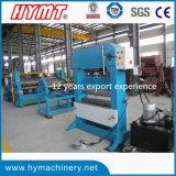 Maquinaria de doblez hidráulica de la placa de acero HPB-100/1300