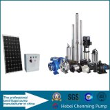 Solar sommergibile Powered Borehole Water Pump per Deep Well
