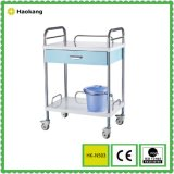 Medical Treatment Trolley (HK805B)のための病院Furniture