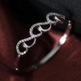 Xuping Sonderpreis-Silber-elegantes Armband
