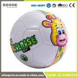Máquina por atacado futebol costurado da panda dos desenhos animados