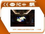 Visualización de LED a todo color de alquiler publicitaria de interior de Abt P6
