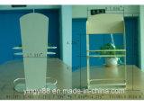 Kundenspezifischer Countertop-Bildschirmanzeige-Zahnstangen-Tabletop Alkohol-Zigaretten-Standplatz