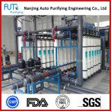 Sistema personalizzato di purificazione di acqua di ultrafiltrazione