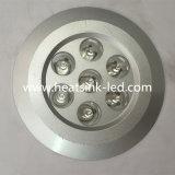 Resistenza al calore del radiatore OEM lega di alluminio LED dissipatore di calore