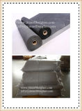pantalla gris/negra de 115g de la fibra de vidrio del insecto de la ventana (SGS+factory)