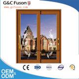 Haute qualité avec le prix en usine Porte coulissante en verre trempé en aluminium