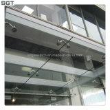 Verrières gâchées par modèle moderne de verre feuilleté de Frameless