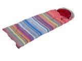 民族の子供の屋外の寝袋の屋外のキャンプの寝袋