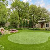 Golf-künstlicher Rasen-künstliches Freizeit-Gras (GFE)