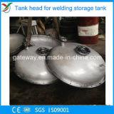 Testa ellittica dell'acciaio inossidabile/testa sferica fatta in Cina