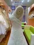 ウェディングドレスの婚礼衣裳の花嫁の服の花嫁衣装の服Uw4034