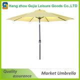 Paraguas promocional del parasol del mercado del jardín de Sun de la alta calidad