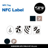 ISO 15693 de Sli del código del papel revestido I del Hf de la etiqueta de Nfc