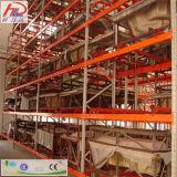 Estante de acero vendedor superior del tormento resistente de la paleta para el almacén
