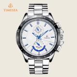 Wristwatch 72223 кварца нержавеющей стали людей способа водоустойчивый сетноой-аналогов