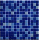 2016 het Nieuwste Mozaïek van het Glas van het Kristal van het Ontwerp Blauwe voor Zwembad (FYSB2315N)