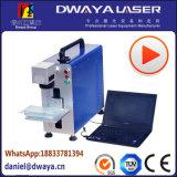 2 Jahre Garantie-bewegliche Faser-Laser-Markierungs-Maschinen-Verteiler-gewünscht