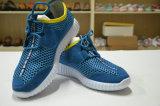 Nettes Schauen preiswerte und umweltfreundliche PU-alleinige beiläufige Schuhe Fh20027
