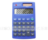 8 cifre Dual Power Handheld Calculator con Various Optional Colors (LC332)