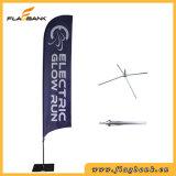 bandeira portátil da pena da fibra de vidro da promoção do evento de 3.4m/bandeira da impressão