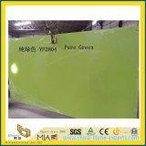 كلاسيكيّة بيضاء/زرقاء/اللون الأخضر/لون قرنفل/أسود/صفراء يهندس اصطناعيّة مرو حجارة لأنّ يرتّب/زخرفيّة/حديقة/[كلدّينغ]/جدار