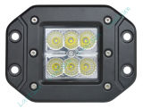 LED814FC 18W LED Work Lights per Truck