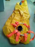 O saco de água SOLAS do teste da carga aprovou para o peso da canoa de salvação