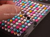De Sticker van het Kristal van de Sticker van de Strook van het Bergkristal van Scrapbooking (ts-109 Gemengde kleur in strook)