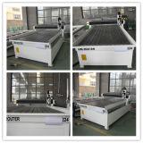 China Jinan hölzerne CNC-Fräser CNC-Ausschnitt-Maschine 1200*2400mm