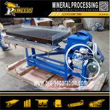 Fábrica por atacado da tabela da agitação da máquina do separador do minério do ouro do equipamento de mineração