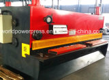 6mm a 20mm Metal Sheet Guillotine Type Cutting Machine