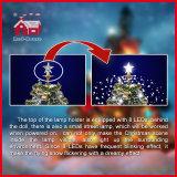 최신 판매 눈이 내리는 크리스마스 나무 기술 선물 크리스마스 훈장