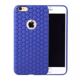 Hyperion TPU Honey Pattern Combo Case Cover voor iPhone