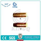 Inyector de cobre amarillo 4592 de Kingq para la antorcha
