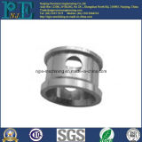 Zoll CNC-maschinell bearbeitende Aluminiumschweißens-Rohrfittings