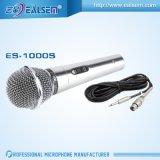 Металл связанный проволокой высоким качеством Karaok динамический Microhone Ealsem профессиональным
