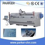 Centro de máquina de alumínio da linha central do centro fazendo à máquina 4 do CNC do perfil