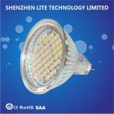 luz del punto del bulbo LED COB/SMD de 4W LED