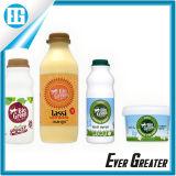 Kundenspezifisches Großhandelsprodukt-verpackensaft-Flaschen-Aufkleber-Kennsatz