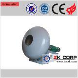 Granulador utilizado en la línea de producción de protesis de fractura de aceite