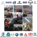 Heiße Verkaufs-Zink-Beschichtung-Rad-Gummireifen-Naben-Schraube für Nissans Cw450