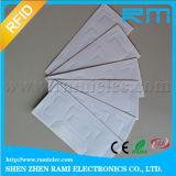 Etiqueta inalterable del vidrio del parabrisas de la frecuencia ultraelevada RFID del EPC Gen2