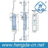 Yh9498 Zinc Morrem-Casting Rod Control Lock com o Key para Cabinet