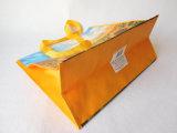 Дешевые сплетенные изготовленный на заказ многоразовые складывая хозяйственные сумки оптом